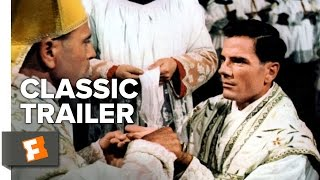 The Cardinal (1963) Official Trailer - Otto Preminger War Drama Movie HD