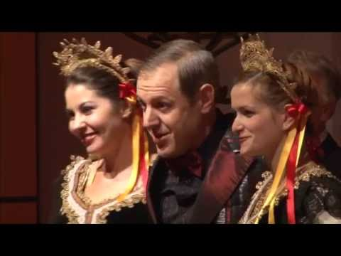 Die Mädis vom Chantant - Südtiroler Operettenspiele 2012 - Csardasfürstin - Duett Feri, Boni