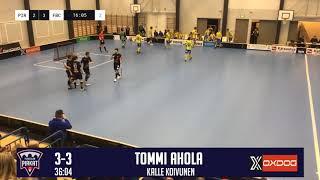 Maalikooste: Pirkat Miehet vs. FBC Turku 3-4 VL (2.2.2020)