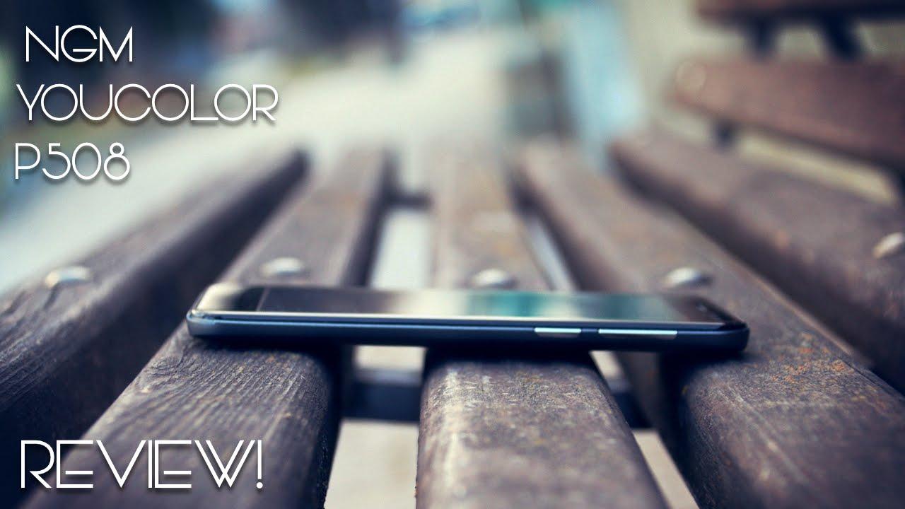 NGM YouColor P508: la review di All4Smartphone!