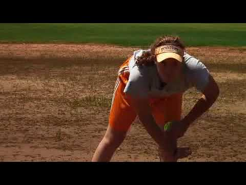 Monica Abbott: pitching instructor (2008-03-24)
