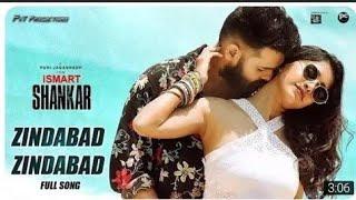 zindabad-zindabad-full---song-ismart-shankar-movie-ram-pothineni