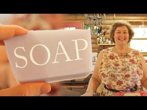 Beckys Beginner Bar Soap Recipe: 3 Simple Ingredients Lye, Lard, & Water