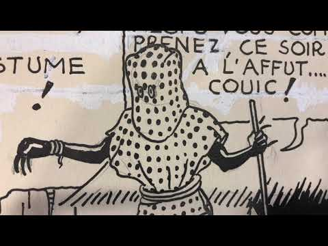 90 years of Tintin, Tintin in the Congo (suite) Mp3