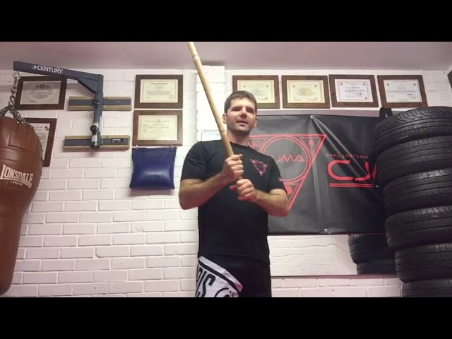 Filipino Martial arts - Cinco Teres