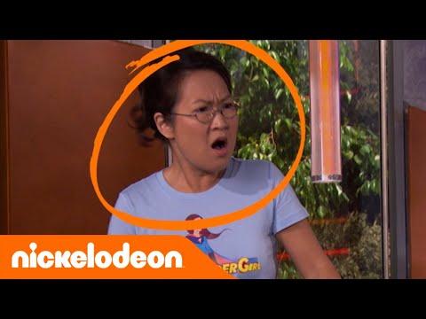 I Thunderman | La signora Wong risolve il caso | Nickelodeon