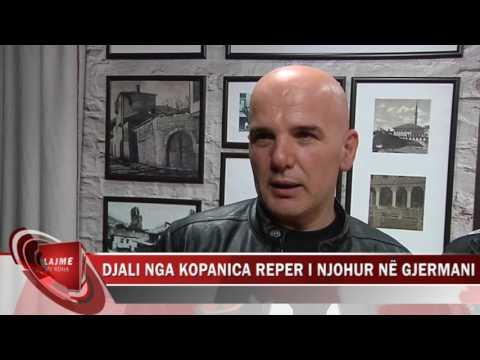 DJALI NGA KOPANICA REPER I NJOHUR NË GJERMANI