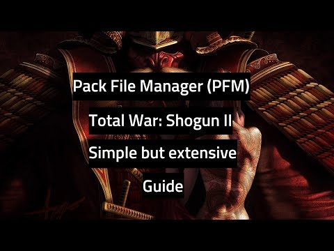 Pack File Manager (PFM) simple but extensive guide  - YouTube