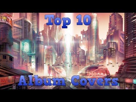 Top 10 Monstercat Album Covers!