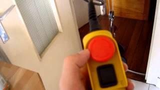 маленький тест электрической лебедки, грузоподъемностью 250 килограмм(, 2013-09-05T18:57:58.000Z)