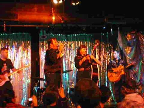 Mack Stevens Con Radio Texas en un Teatro sobre av. corrientes año 2007