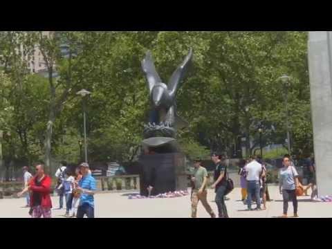 WW2 Memorial Battery Park
