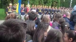 Ziua Armatei.  25 Oct 2016.  Carei, jud Satu Mare