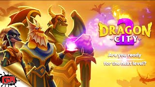 Dragon City 2 | Gameplay Android / APK  (Pink Dragon 😁😁 😅✌️ ) screenshot 2