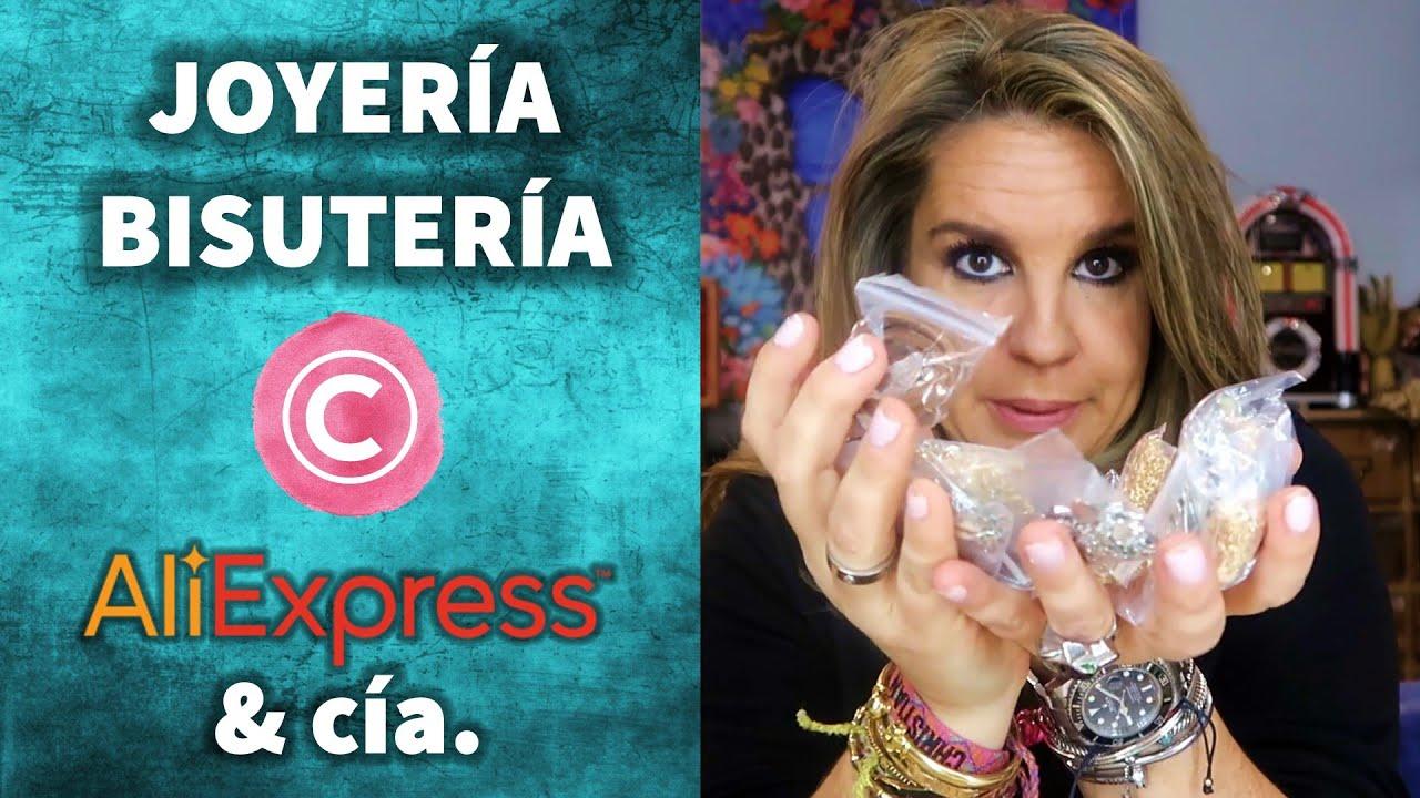 Unboxing | Joyería y bisutería de AliExpress (& cía)