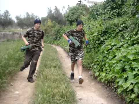 Nerf Squad: Operation Blacklight Parte [1/3] - YouTube