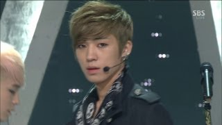 틴탑 (TEEN TOP) [니가 아니라서] @SBS Inkigayo 인기가요 20130303