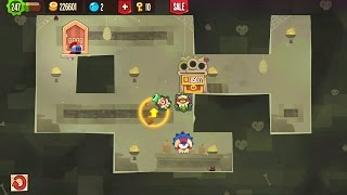 King of Thieves - Base 96 New Layout!