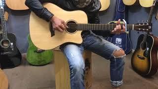Yêu đi đừng sợ - Guitar cover (Test acoustic MDD-220c)