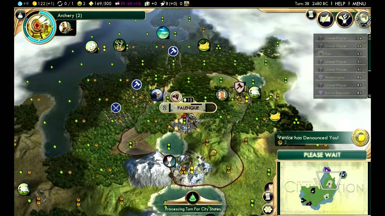 "Download Civilization 5: Brave New World - The Huns ep. 3 ""SPEED CIV"""