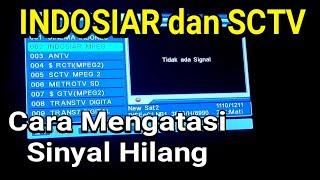 Download Cara Mengatasi Channel Indosiar dan Sctv Tidak Ada Sinyal