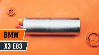 Oglejte si kako rešiti težavo z Filter goriva: video vodič