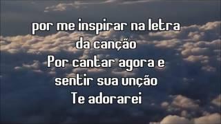 Adorarei - Fabiana Anastácio playback legendado