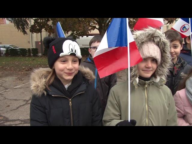 Cérémonie du 11 novembre à Amnéville et Malancourt