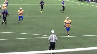 Abdul Kadir 25 - Running Back Highlights (Sydney Uni Lions)