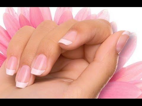 Быстрый рост ногтей за неделю