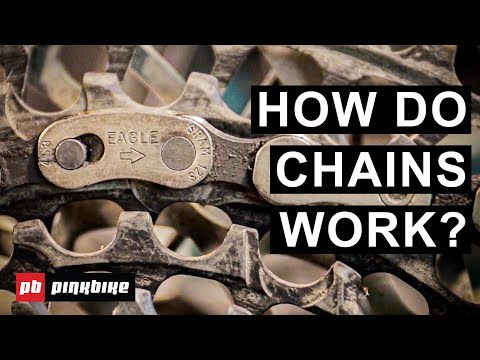 The History of Bicycle Chains and How they Work   The Explainer
