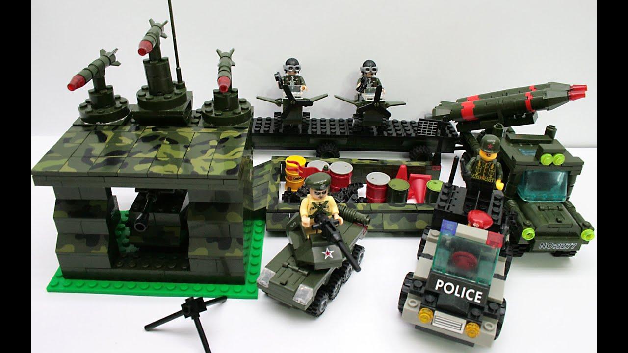 Игрушки конструкторы для мальчиков