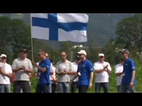 Best moments of the 2014 FAI European Championship for Aerobatic Model Aircraft
