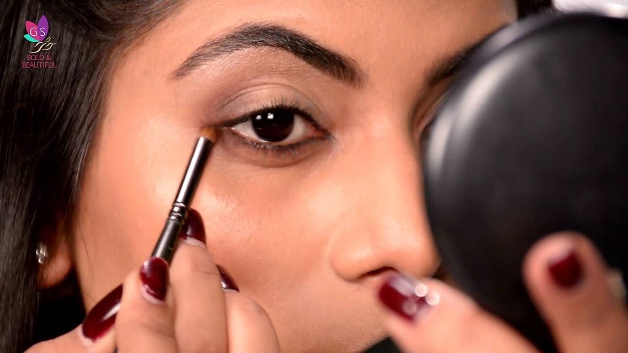 pre wedding photoshoot make up tutorial