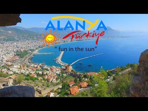 New Alanya Promotional Film / Yeni Alanya Tanıtım Filmi - By ALTAV 2017