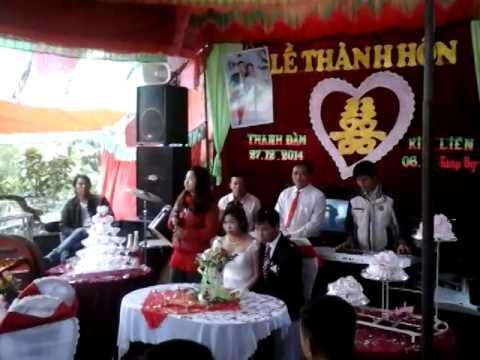 Lễ  Thành hôn  Thanh Dam Kim Lien