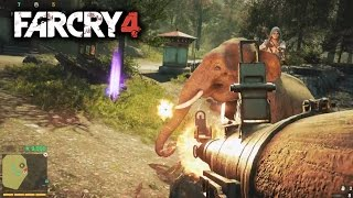 Far Cry 4 Multiplayer PVP! New Gameplay Online: EPIC KILLS & Funny Moments PS4 Xbox One PC