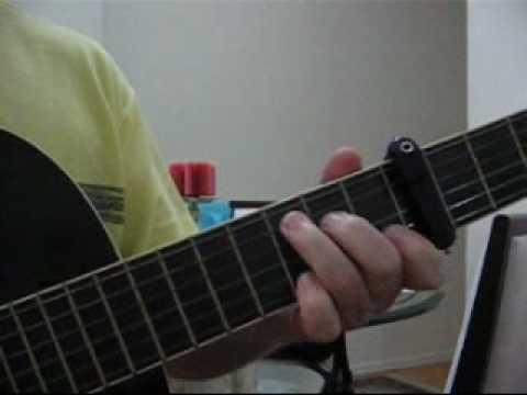 The Beatles - Girl - Guitar chords - YouTube