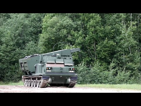 Bravo Battery, 1st Battalion 6th Field Artillery Regiment conducts their first live fire exercise outside the Grafenwohr Training Area in Tapa, Estonia.(Video by Spc. Ryan Barnes, 41st Field Artillery Brigade)About U.S. Army: The Army Mission – our purpose – remains constant:  To deploy, fight and win our nation's wars by providing ready, prompt and sustained land dominance by Army forces across the full spectrum of conflict as part of the joint force.Connect with U.S. Army online: Web: https://www.army.mil Facebook: https://www.facebook.com/USarmy/ Twitter: https://twitter.com/USArmy Instagram: https://www.instagram.com/usarmy/ Flickr: https://www.flickr.com/photos/soldier...#USArmy #Ready2Fight #Readiness