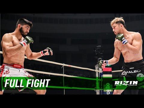 Full Fight | ホベルト・サトシ・ソウザ vs. 徳留一樹 / Roberto Satoshi Souza vs. Kazuki Tokudome - RIZIN.27