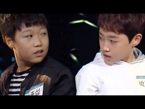 kim-jong-seob-&-park-hyunjin,-brilliant-performance-'thriller'-《kpop-star-6》-ep16