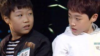 Kim Jong Seob & Park Hyunjin|김종섭·박현진 11살의 나이 잊게 만드는 환상의 무대 'Thriller' 《KPOP STAR 6》 K팝스타6 EP16