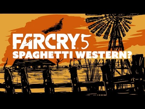 Far Cry 5 STEALS Red Dead Redemption 2's Western Spotlight? - The Know Game News