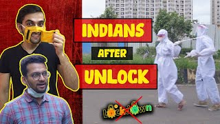 Indians after UNLOCK | End of LOCKDOWN | Funcho