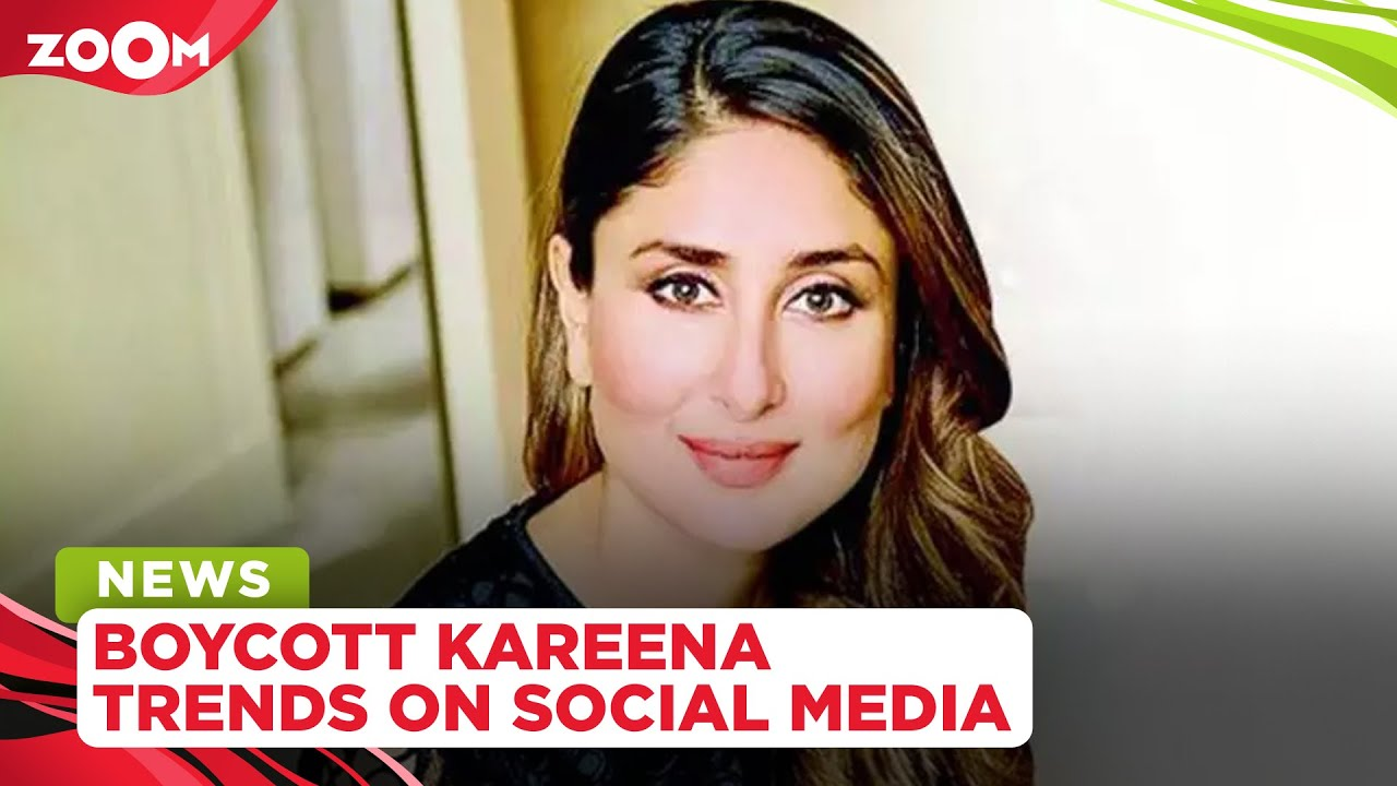 Boycott Kareena Kapoor Khan trends after she asks for INR 12 crores to do Sita's role