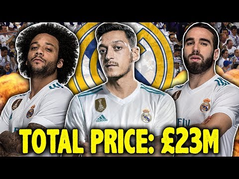 10 Biggest Real Madrid BARGAINS!