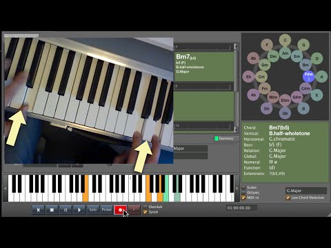 Live Chord Detection - YouTube
