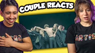 BTS  'Black Swan' Art Film - Excited Couples Reaction!