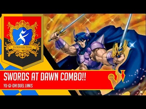 Swords at Dawn Combo with One-Shot Wand and Big Bang Shot | Legend Rank [Yu-Gi-Oh! Duel Links]