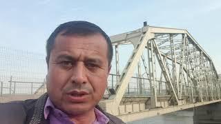 АНВАР САНАЕВ килип олган мост хозирда тарихий кўприкга АЙЛАНДИ